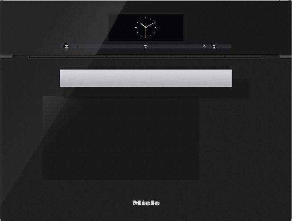 Parní trouba Miele DGM6800 (černá)